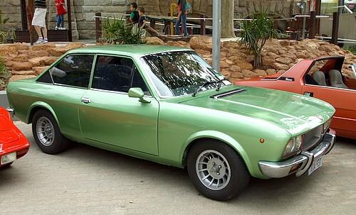 FIAT 124 Sport CC