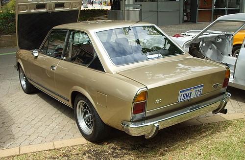 FIAT 124 Sport 1800 CC