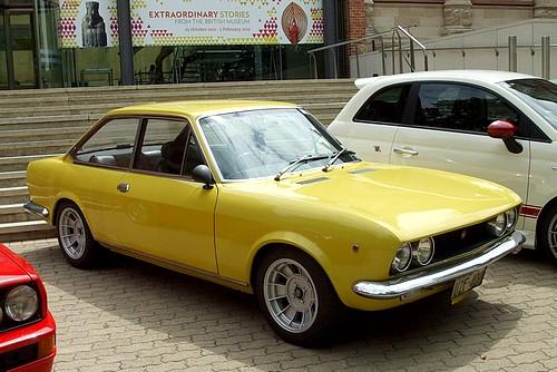 FIAT 124 Sport BC