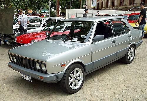 FIAT 131 2000/TC Climatizzata