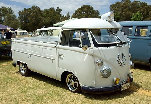 VW Split screen Kombi pickup
