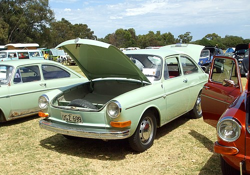 1970 VW Type 3 Fastback 1600TL
