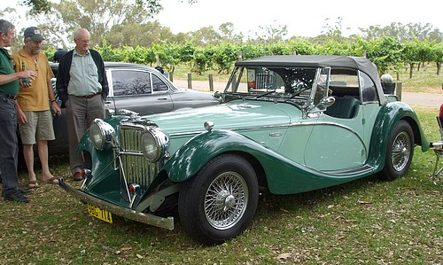 Byfield Jaguar SS Tourer