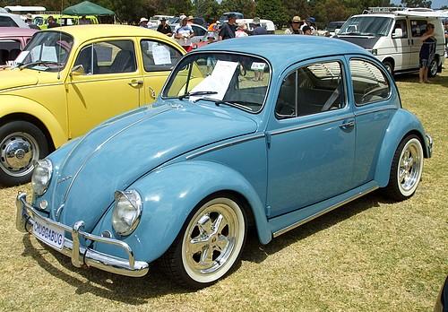 VW Beetle 'Chuggabug'