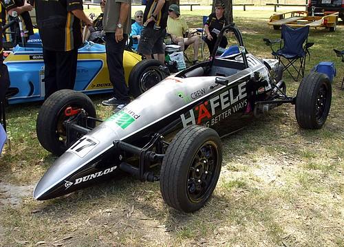 Formula Vee - VW powered racers