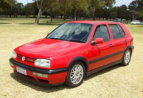 VW Golf mark 3 VR6