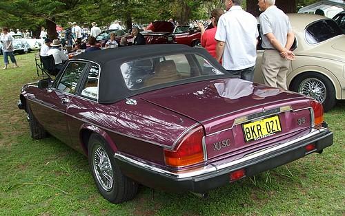 Jaguar XJ-SC 3.6 litre