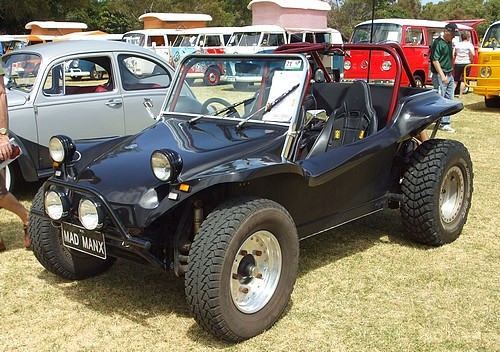 1973 Manx Beach Buggy