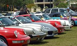 Porsche Club Concours D'Elegance 2011