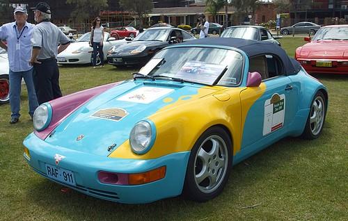 Porsche911 Speedster