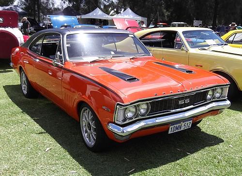 Chevrolet Ss An Australian Holden Monaro Ht Built In South Africa
