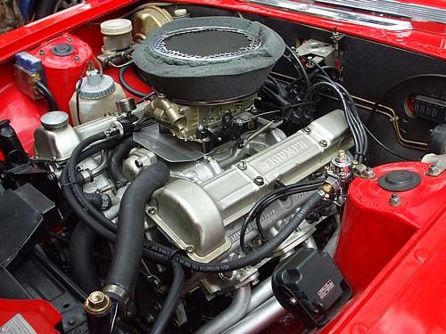 Triumph Stag OHC V8