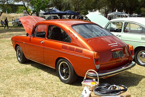 VW Type 3 Fastback Automatic