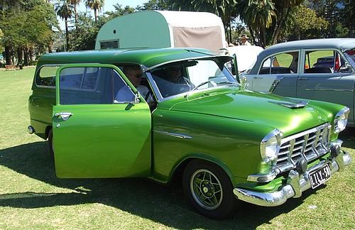 1958 FC Holden Panel Van