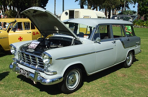 1959 Holden FE wagon