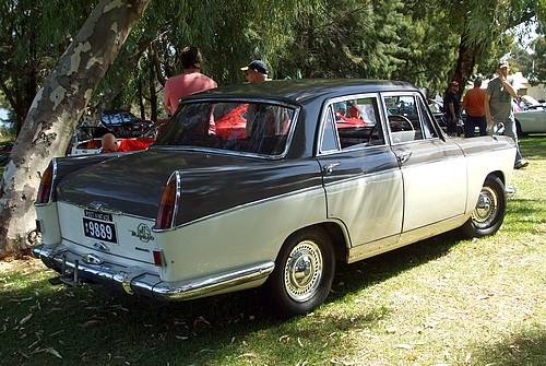 1962 MG Magnette ZC