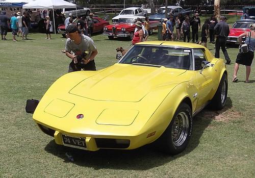 1974 Corvette Stingray