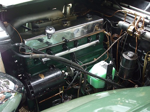 6 cylinder engine MGSA