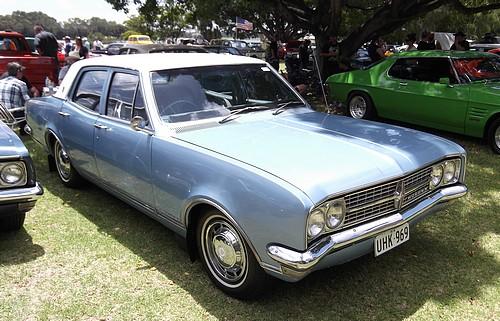 1969 HK Holden Premier