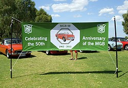 MGB 50th anniversary