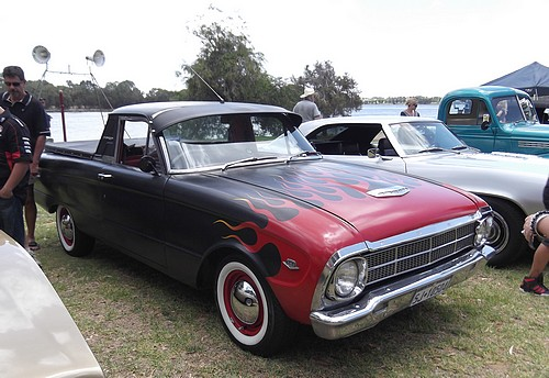 Ford Falcon XM ute
