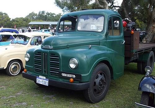 1950 Austin Truck