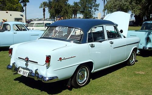 1956 FE Holden sedan