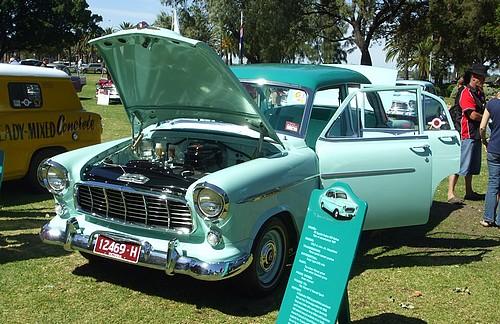1957 FE Holden Sedan