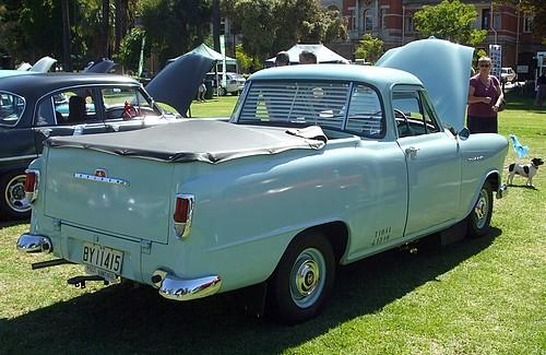 1958 FE ute