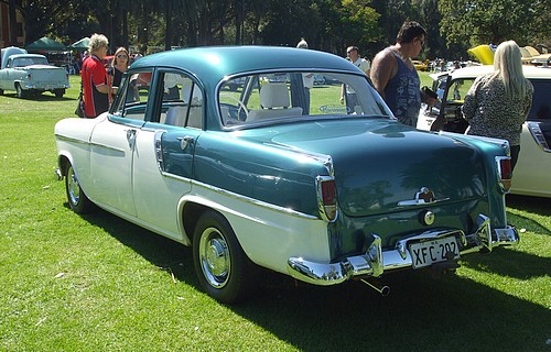 Holden FC sedan rear