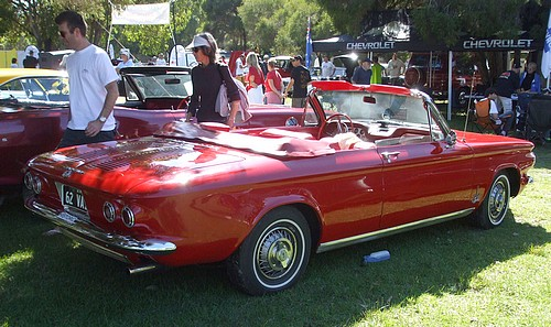 Chevy Covair Monza Spyder