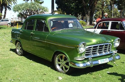 Green 59 FC Holden