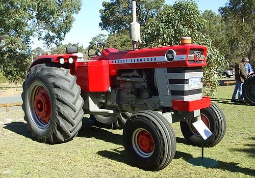 Massey Ferguson 1100 Parts : Bedford j brakehorsepower