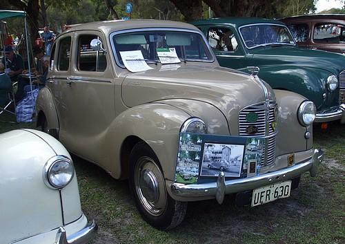 1951 Austin A40 Devon