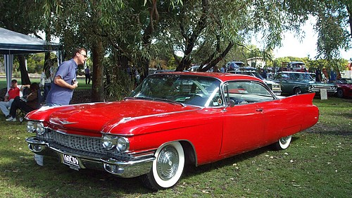 Cadillac 1960 Coupe Deville