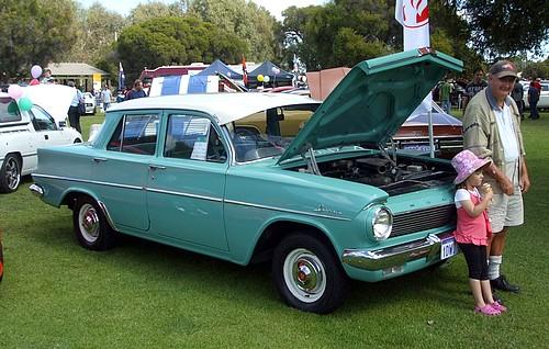 Holden EJ Special Sedan