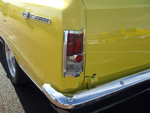 Chevy El Camino Ute