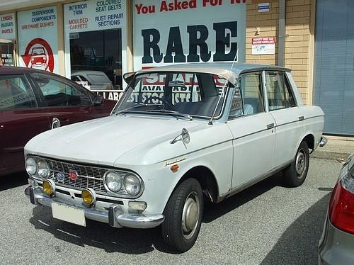 Datsun Bluebird 410