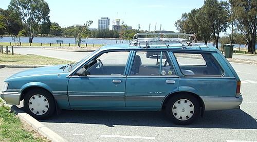 Holden VK Vacationer Wagon