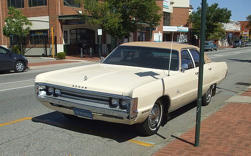 1971 Dodge Phoenix RHD 383ci V8