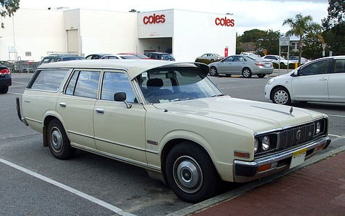 Toyota Crown Wagon 2600