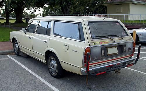 Toyota Crown Wagon 2600