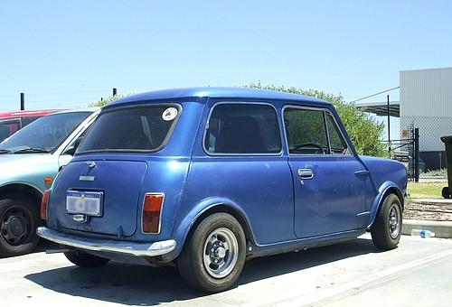 Leyland Mini Clubman