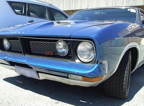 1976 Blue Falcon XB GT Hardtop