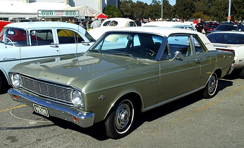 1966 Ford Falcon Futura Sports Coupe