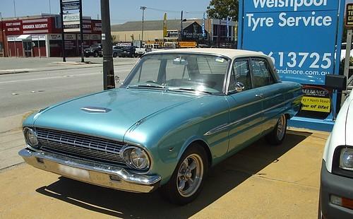 Ford XL Futura 289 V8
