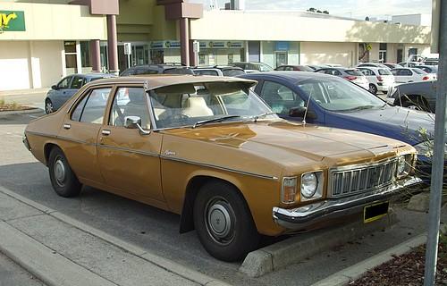 HX Holden Kingswood