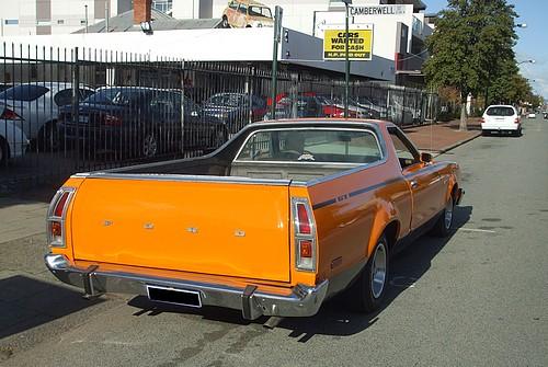 Ford Ranchero ute