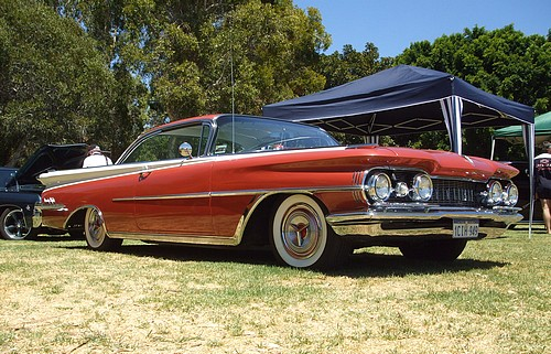 1959 Oldsmobile Ninety Eight