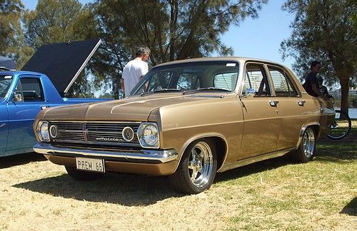 1966 HR Holden Premier